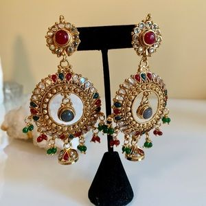 Jewelry - Stunning Bollywood Earrings